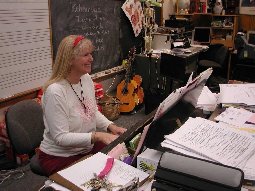 Carol Whitney