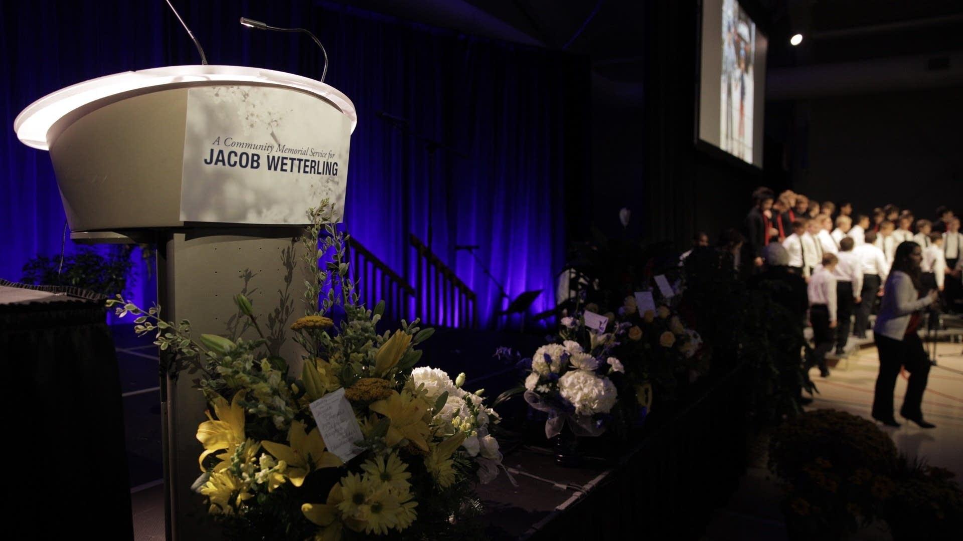 Memorial for Jacob Wetterling