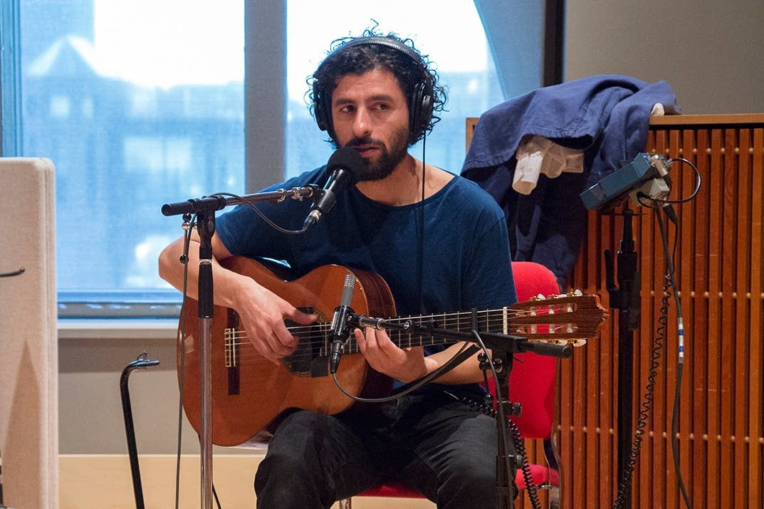The Current's Guitar Collection: Jose Gonzalez and Spanish
