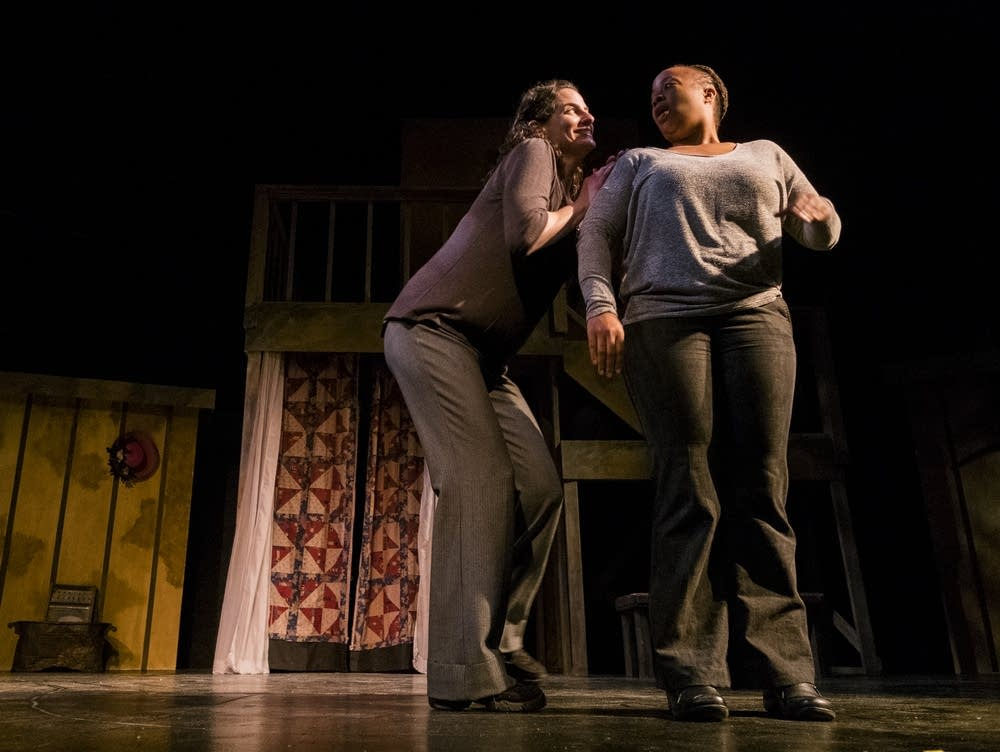 Racially diverse theater company comes 'Full Circle' | MPR News