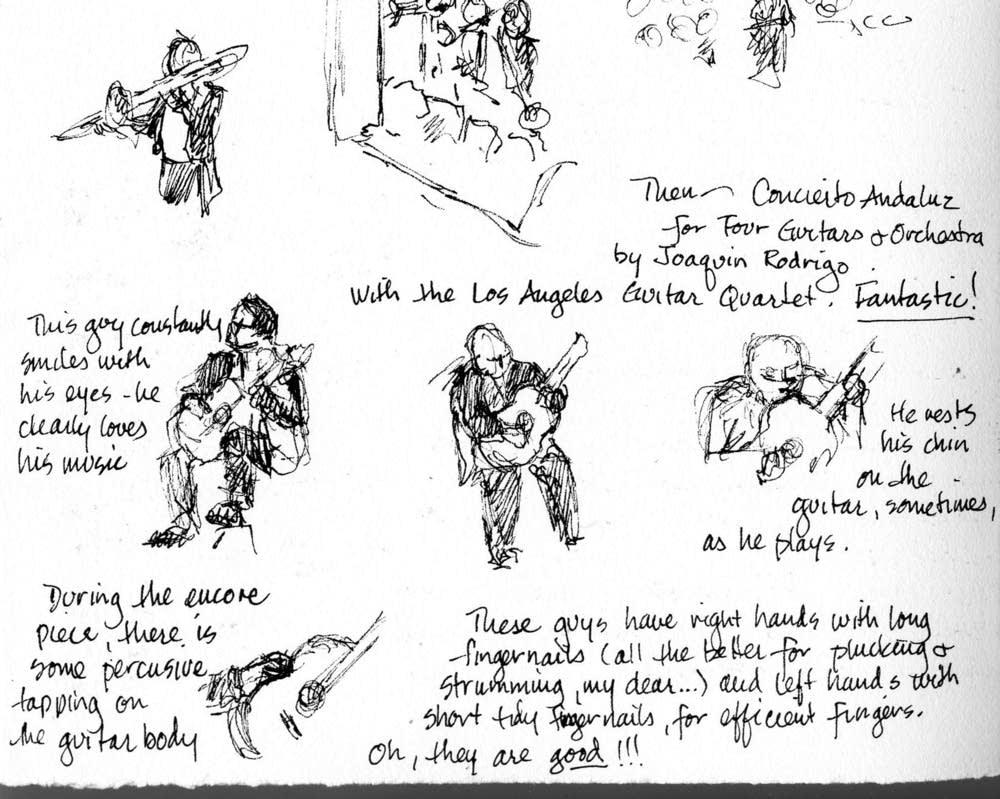Symphony sketch