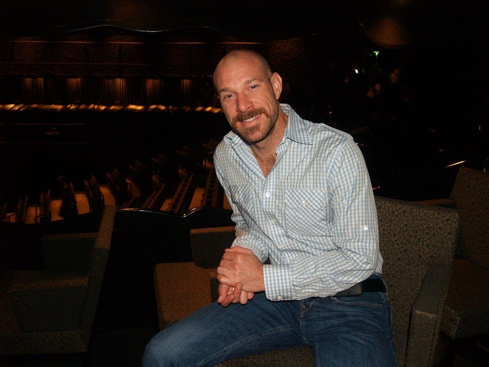 Executive director Trevor Carlson