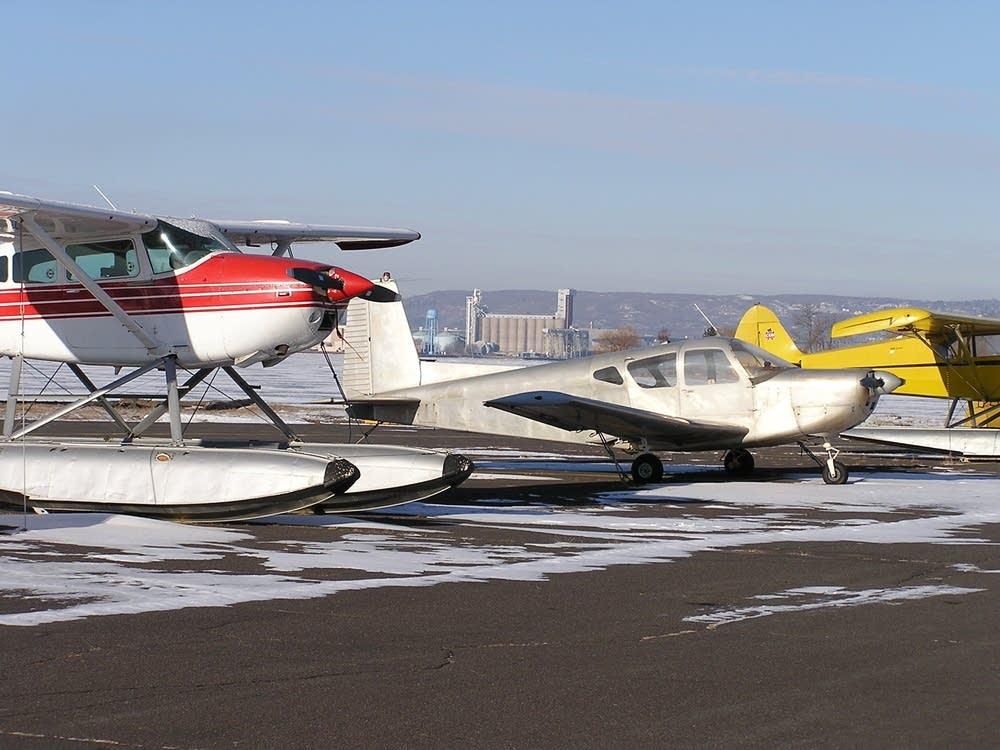 Sky Harbor planes