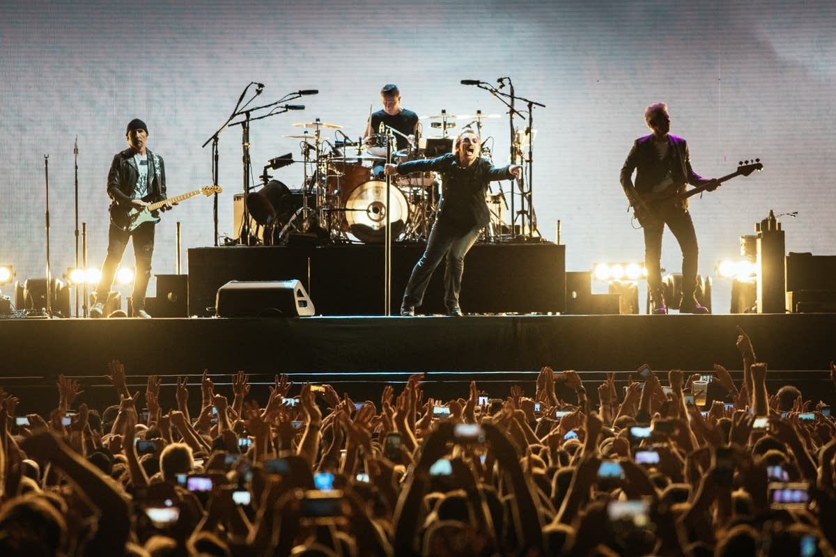 Enter for a chance to win a trip to see U2 in Chicago | The Current