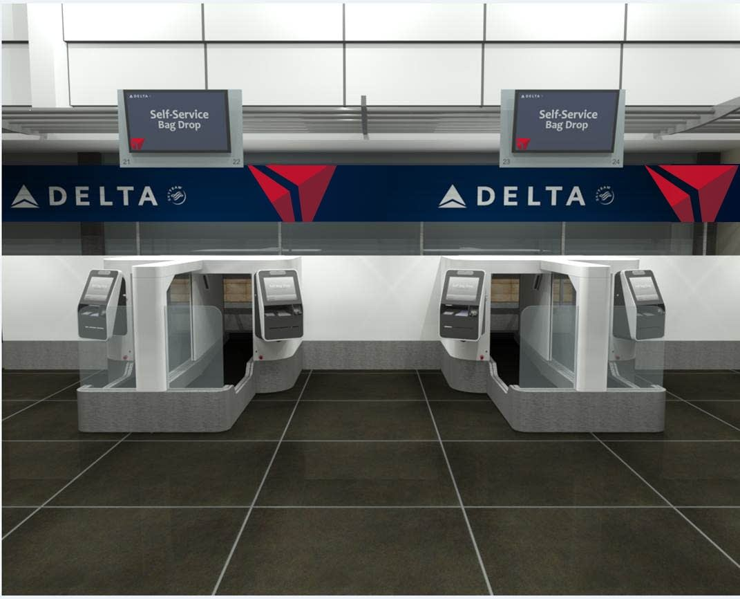 Delta adds facial recognition kiosks at Twin Cities airport