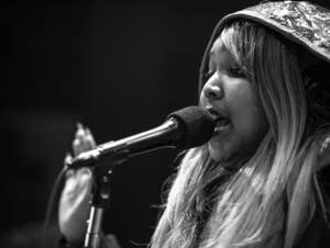 Lizzo performs at MPR