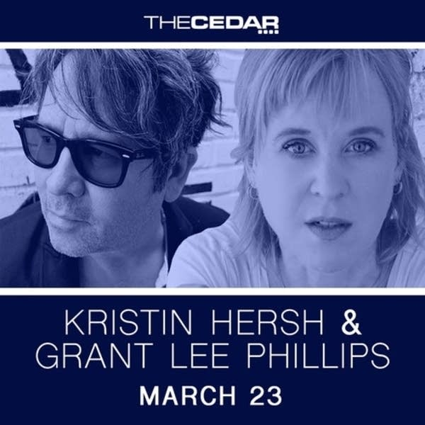 Kristin Hersh and Grant-Lee Phillips