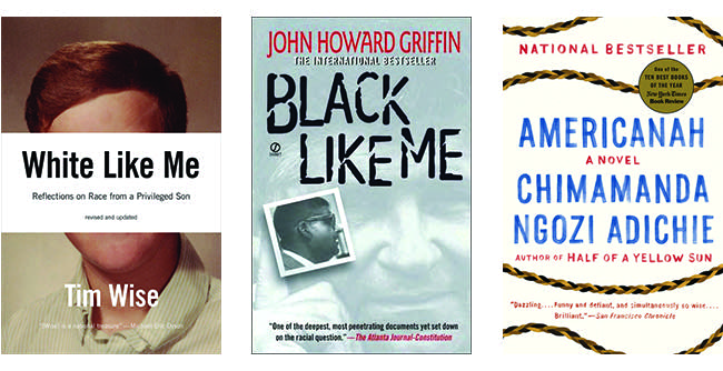 The reading list on race continues to grow