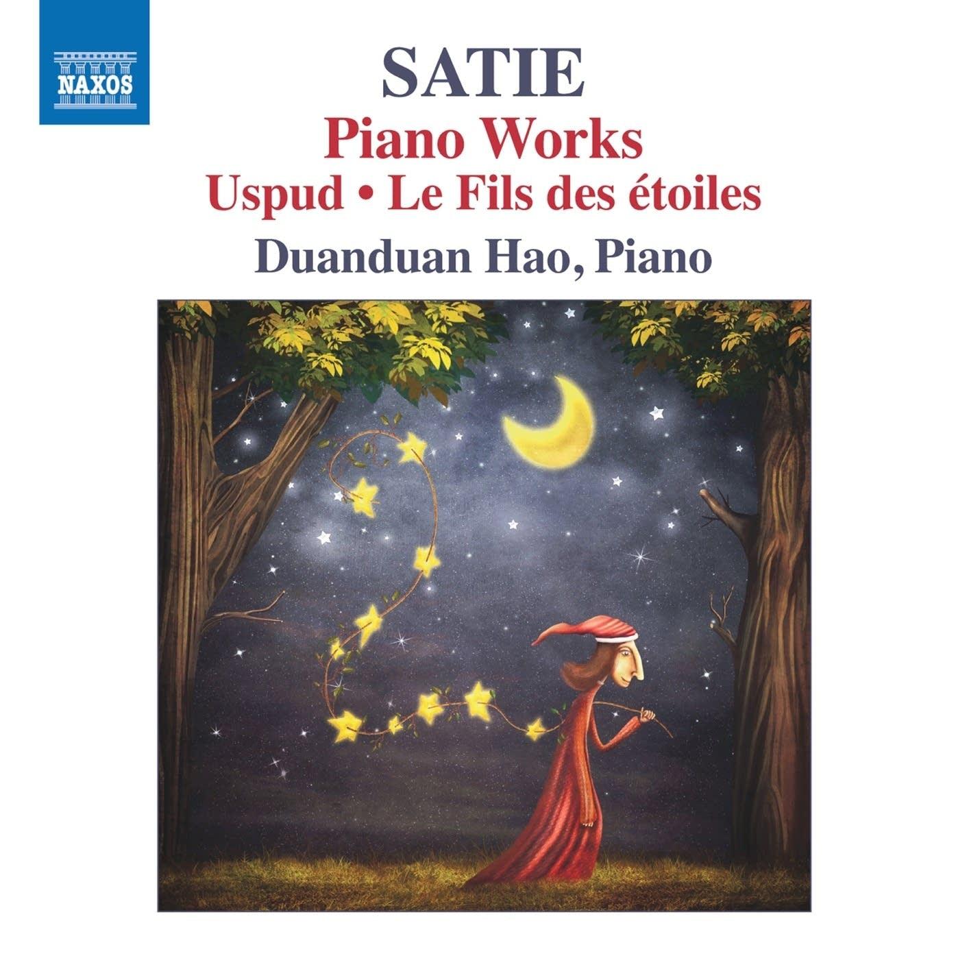 Erik Satie - Tendrement (version for piano)