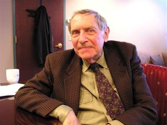 Psychiatrist Carl Malmquist