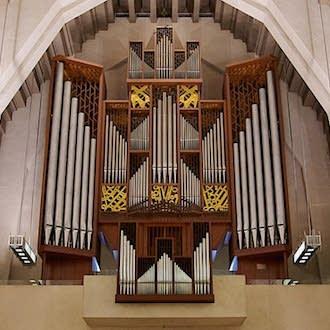 1960 Beckerath/St. Joseph Oratory, Montreal, Quebec