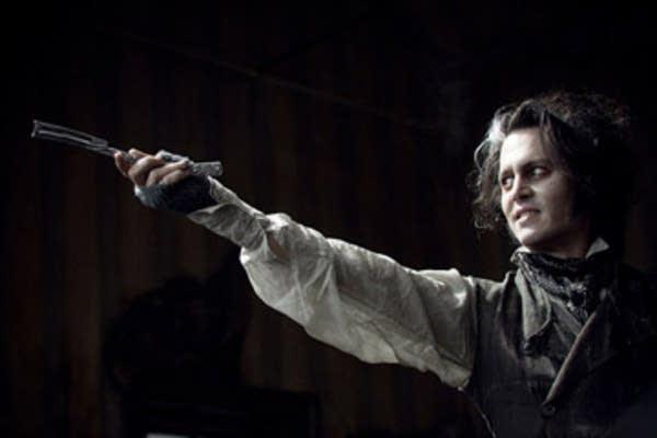 Sweeney's blade