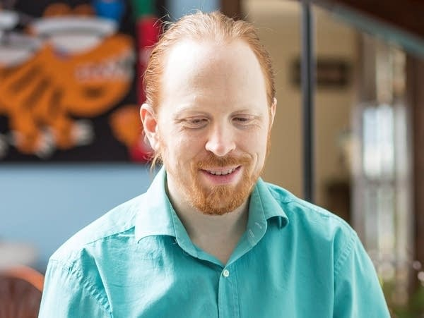Paul Cantrell is one of the people behind Composer Nights.