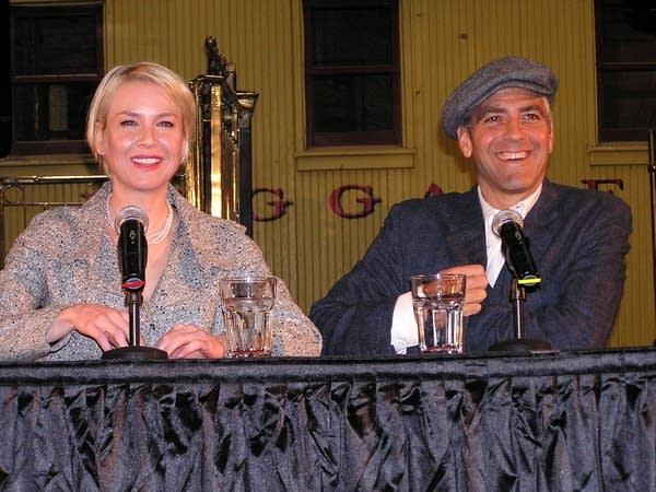 Clooney and Zellweger