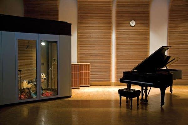 MPR Studios view
