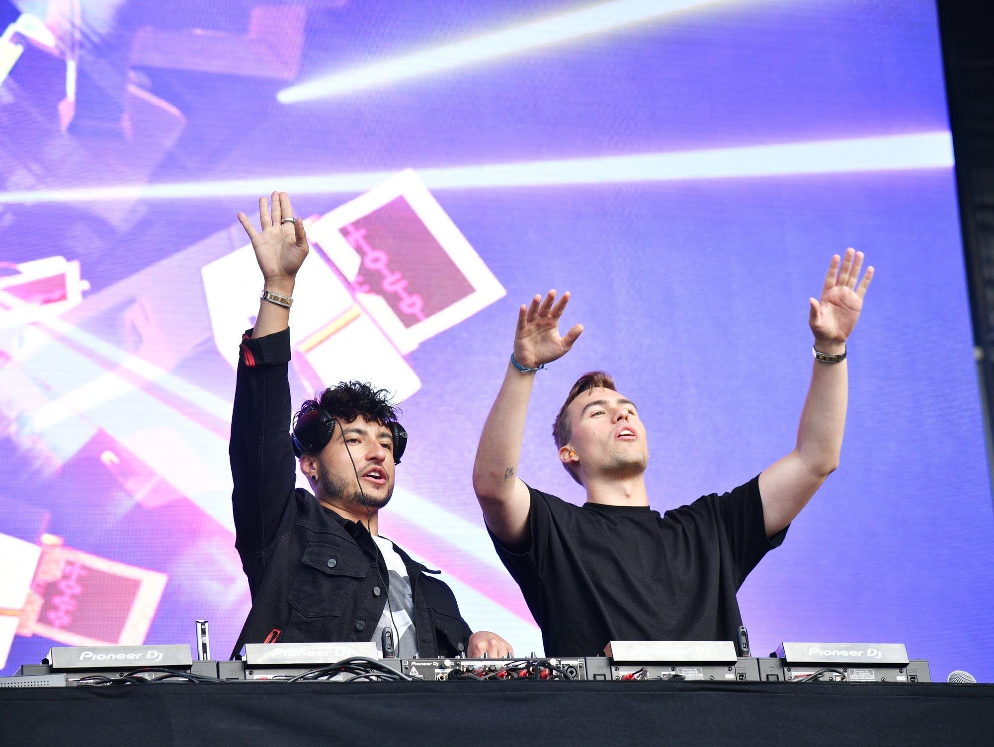 Loud Luxury performs for 2019 103.5 KTU KTUphoria