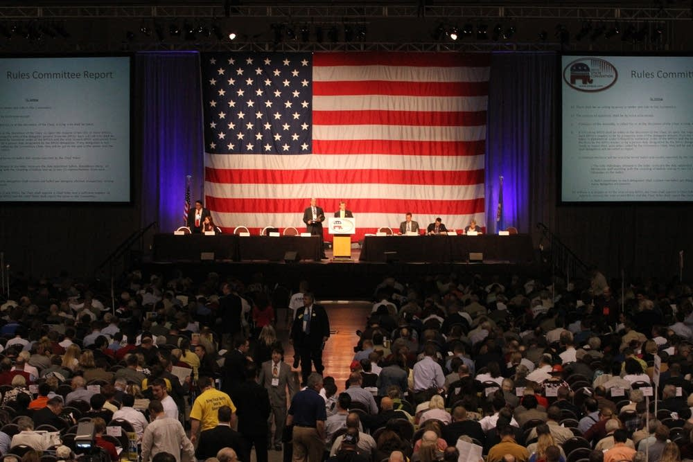 Republican state convention