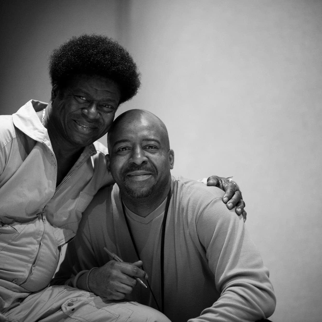 Charles Bradley and Derrick Stevens