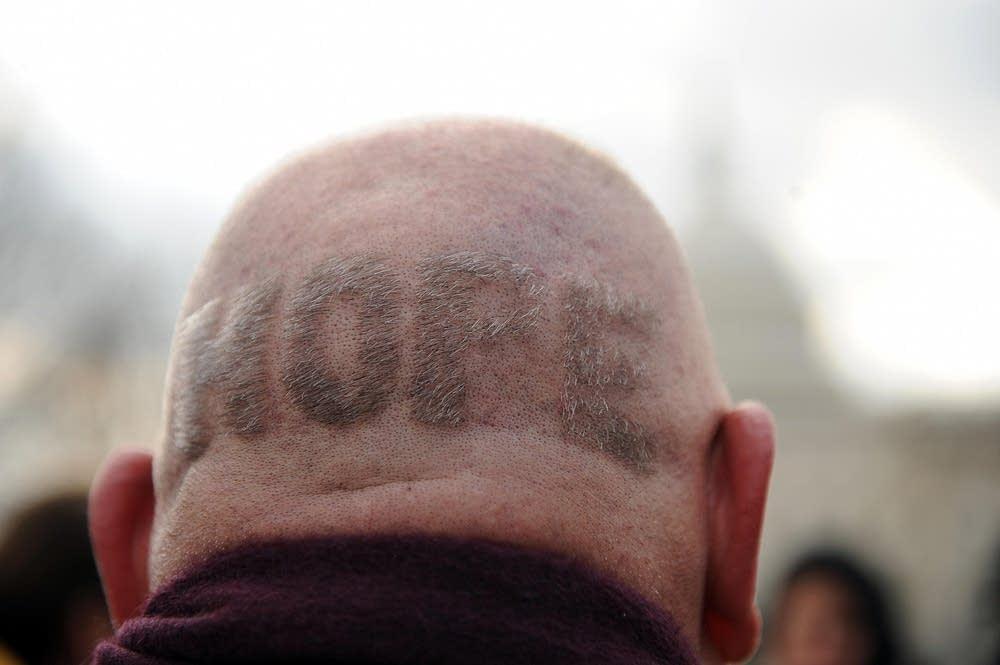 'Hope' haircut