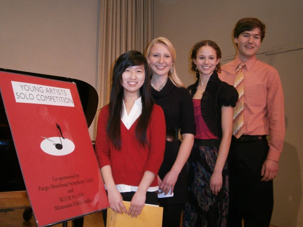 2012 Young Artist Solo Competition Winners
