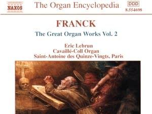 Cesar Franck - Pastorale in E, Op. 19