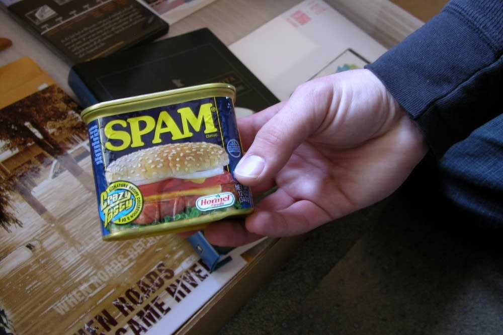 Spamless can