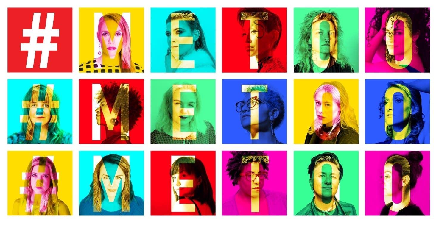 Flyer art for MeTooMPLS album.