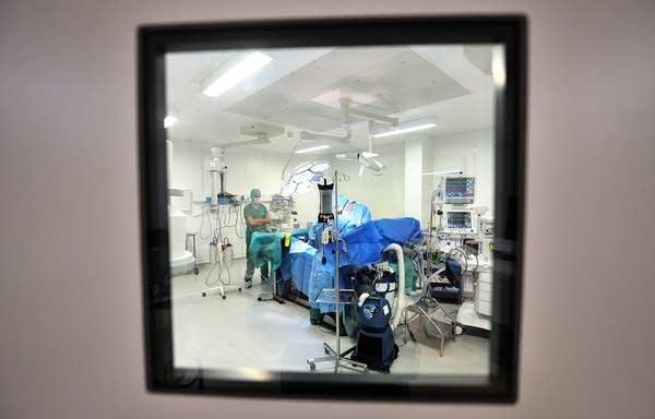 FRANCE-HEALTH-CARDIOLOGY-HOSPITAL