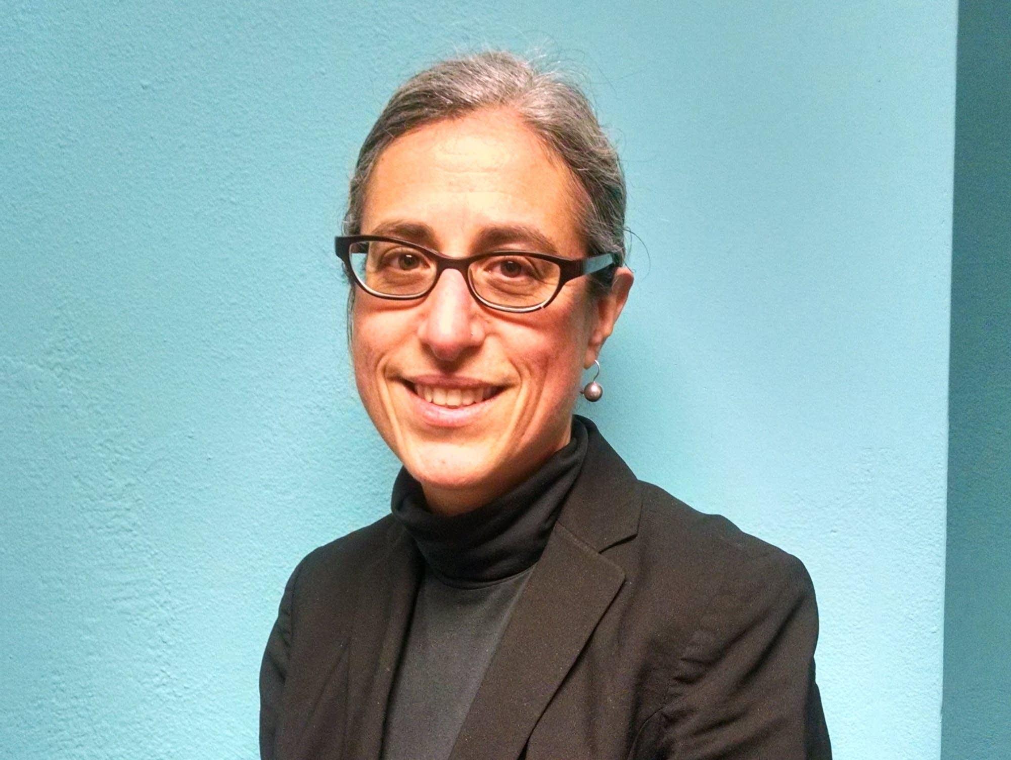Tracy Fischman, CEO of Prepare and Prosper in St. Paul