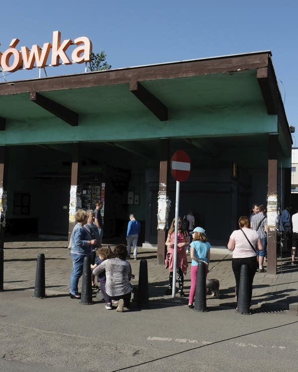 2 of 7 missing coal miners found alive in Polish mine | MPR News