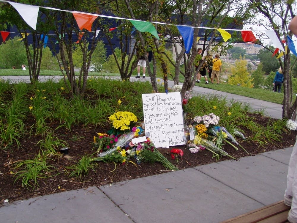 Tribute in Gold Medal Park