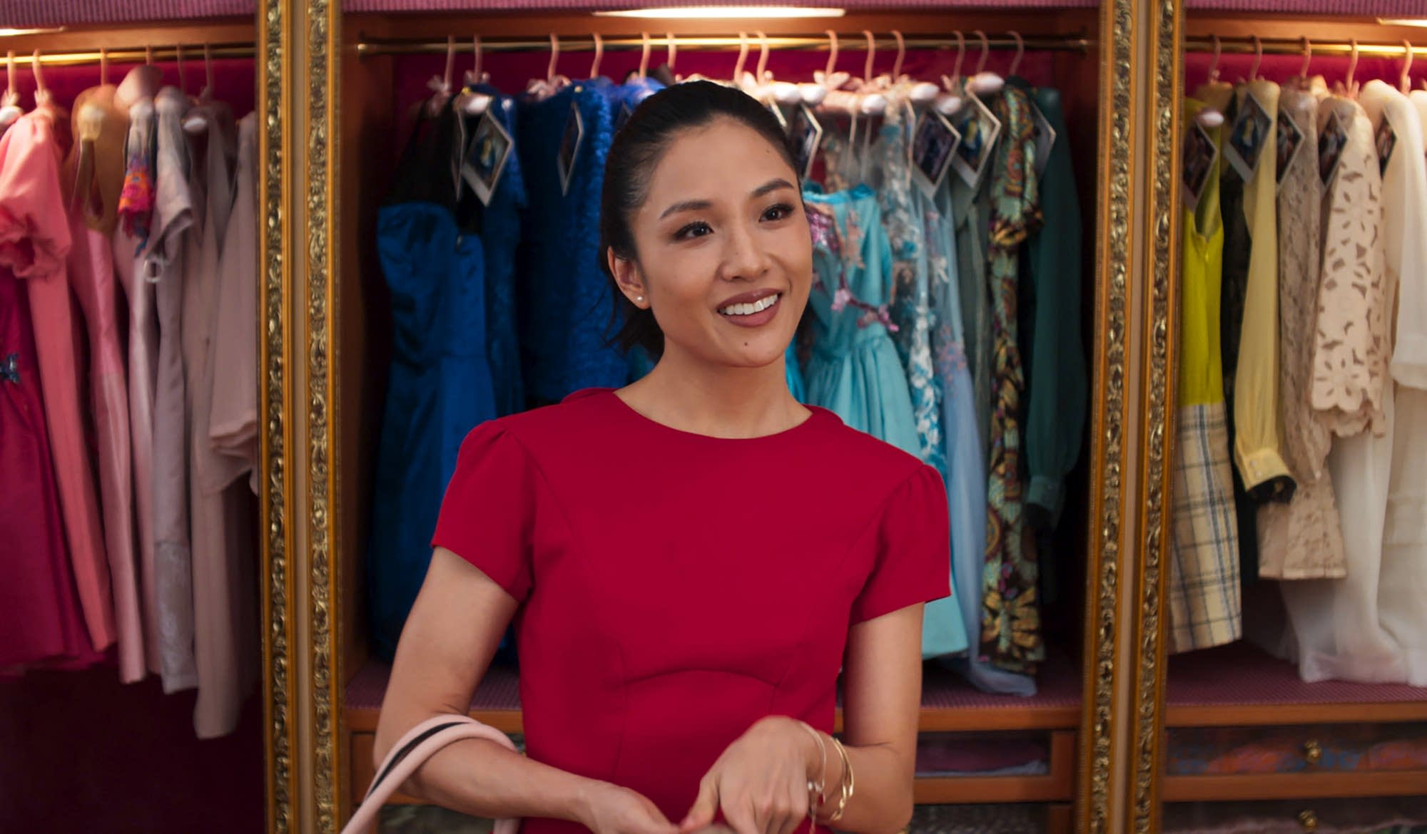 Constance Wu in a scene from