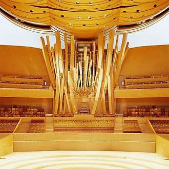 2004 Glatter-Götz/Rosales at Walt Disney Concert Hall
