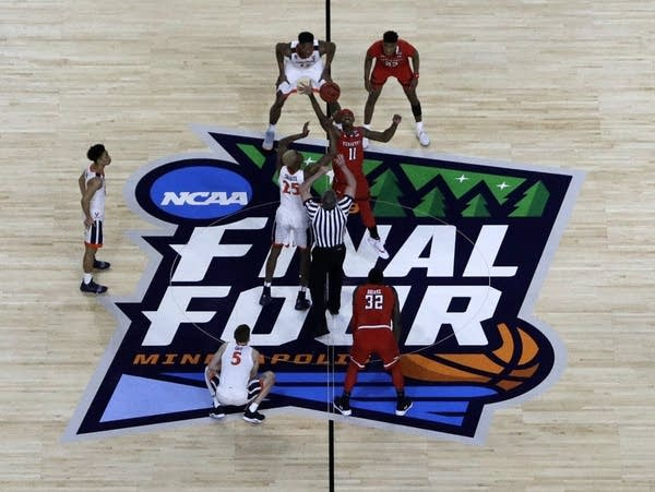 Final Four Texas Tech Virginia Basketball