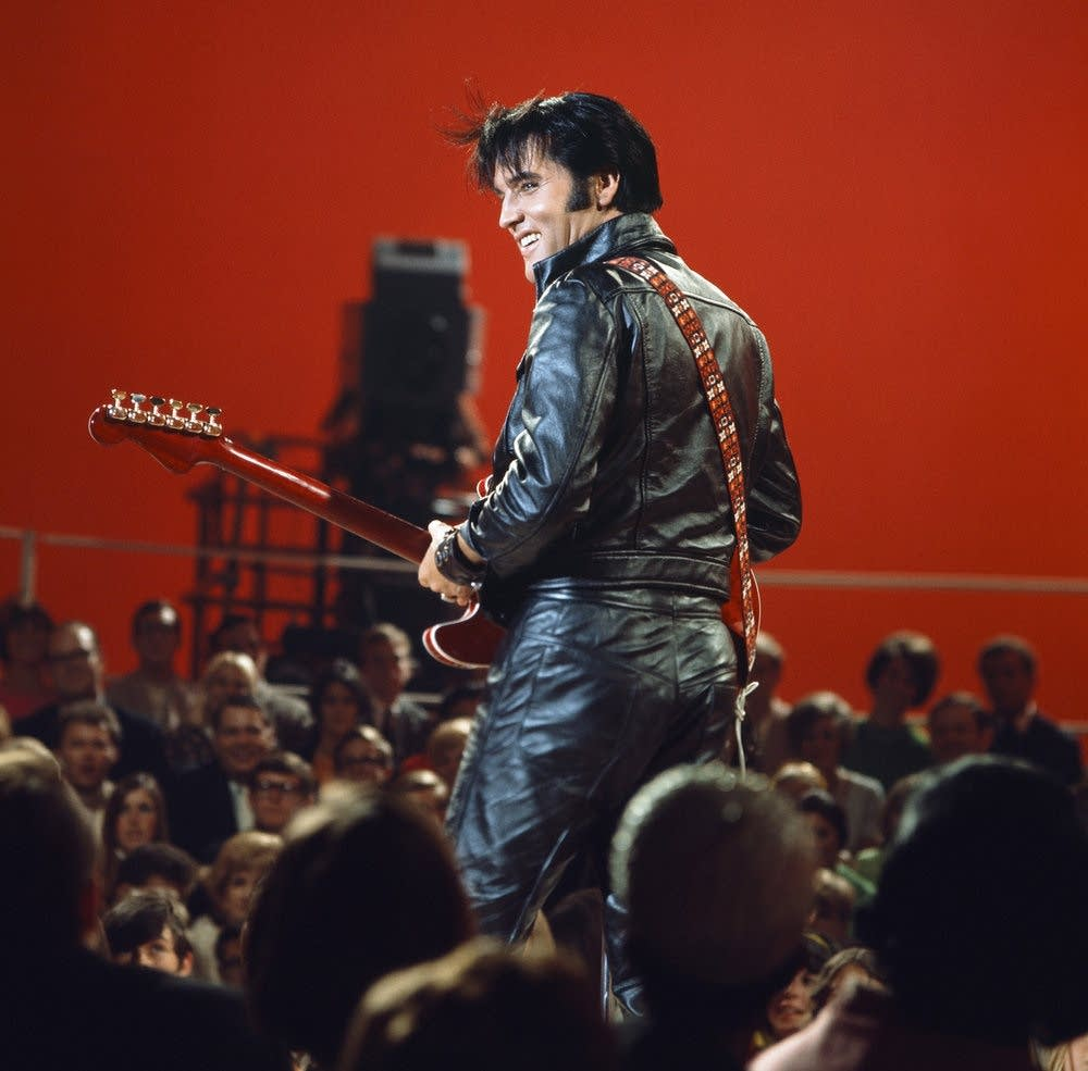 f78b8feaa Fifty years ago, NBC and Singer helped Elvis Presley mend his career ...