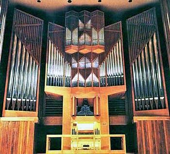 1974; 2010 Kuhn organ at Alice Tully Hall, Lincoln Center, New York, New York