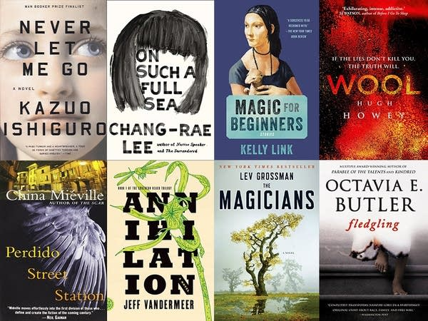 11 sci-fi and fantasy books for people who don't like sci-fi
