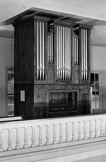 1836 Smith organ     Hampton Congregational United Church of Christ,...