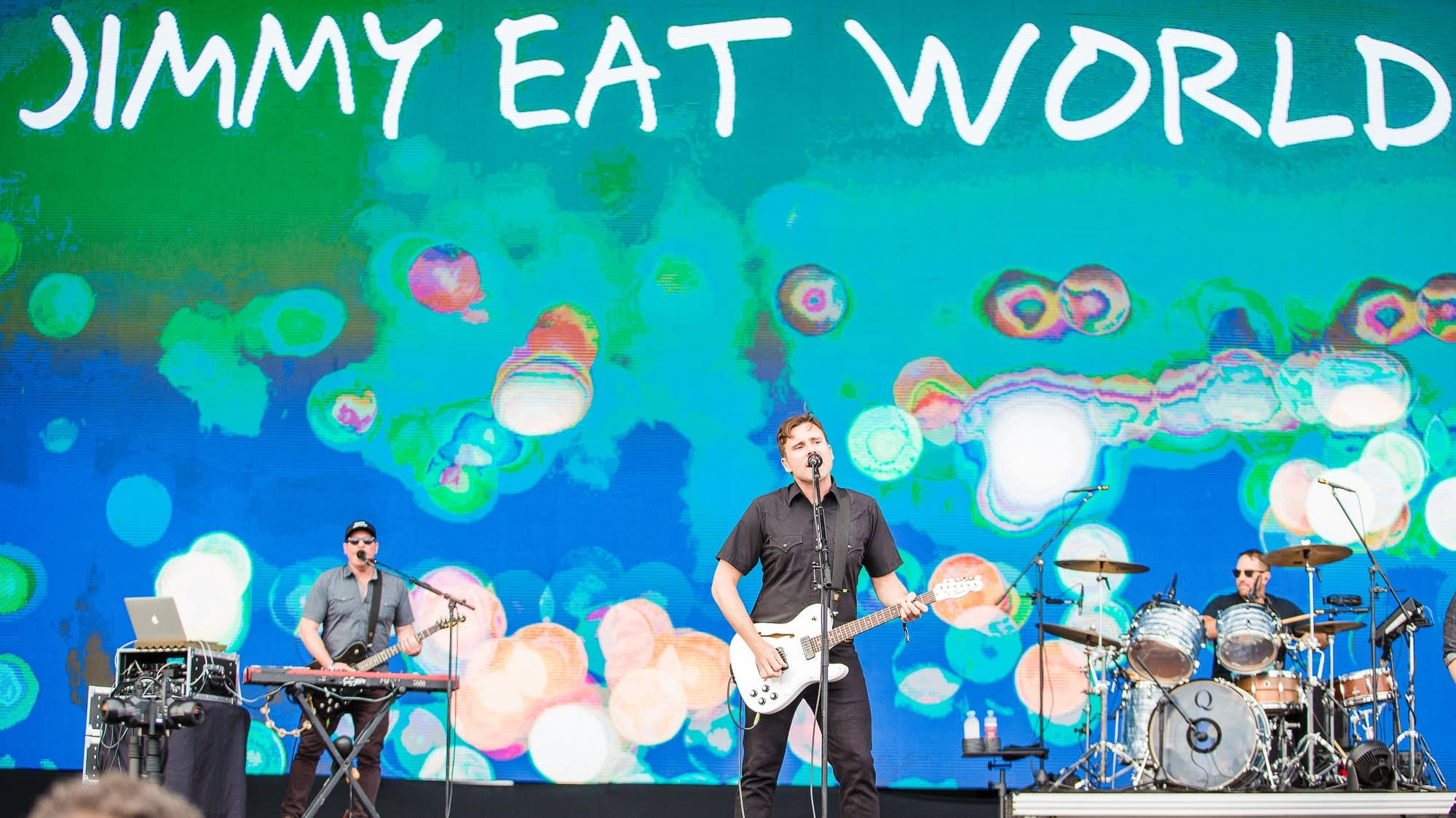 Jimmy Eat World at Lollapalooza 2017