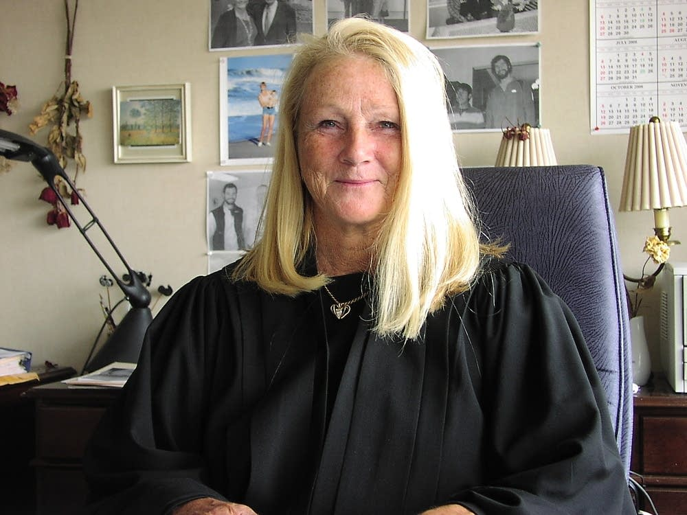Judge Deborah Hedlund