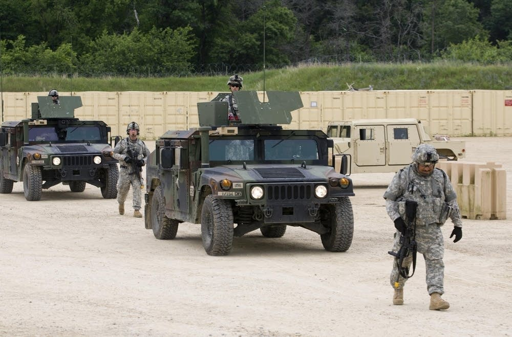Convoy training