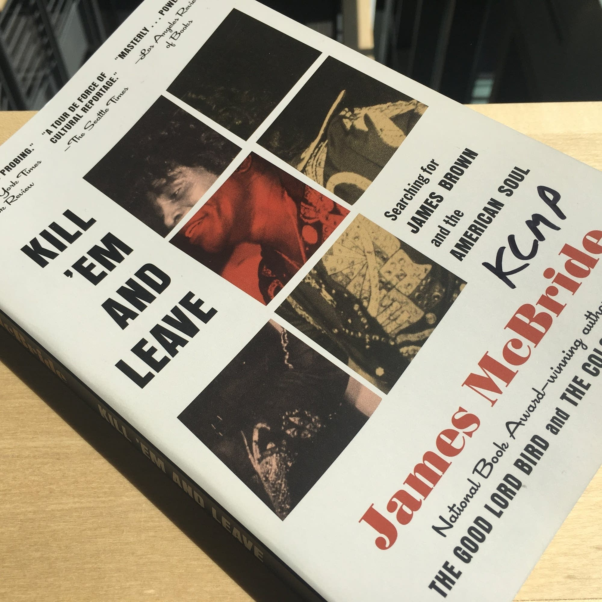 James McBride's 'Kill 'Em and Leave'