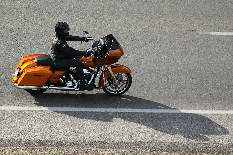 Harley-Davidson Ride in Sturgis, S.D.