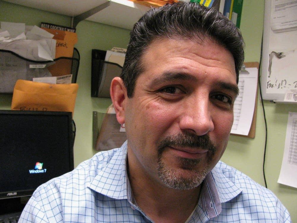 Anoush Ansari of Hemisphere Restaurant Partners