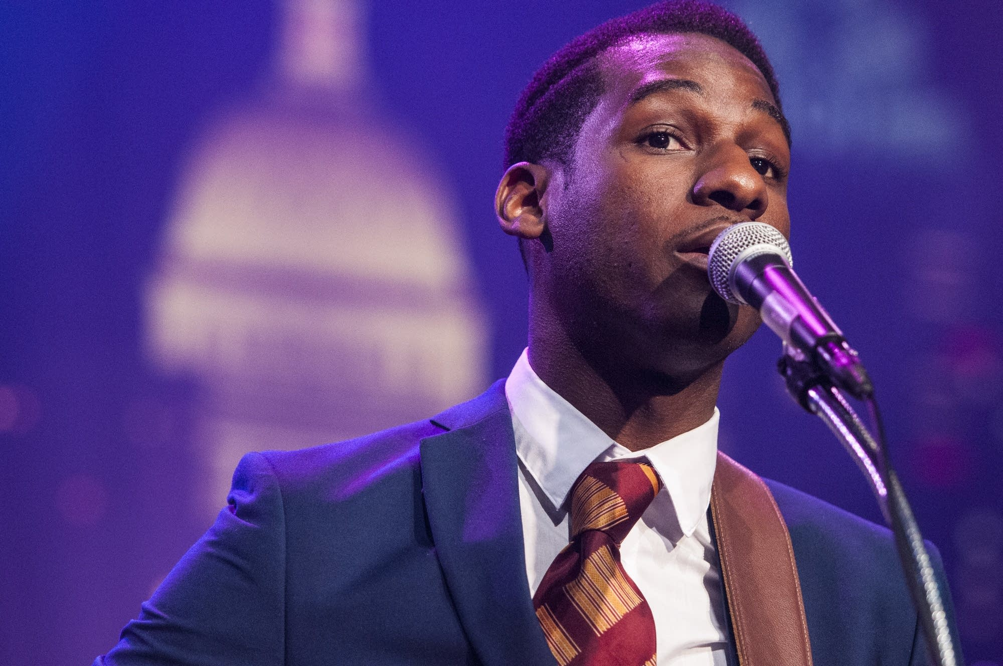 Leon Bridges on 'Austin City Limits'
