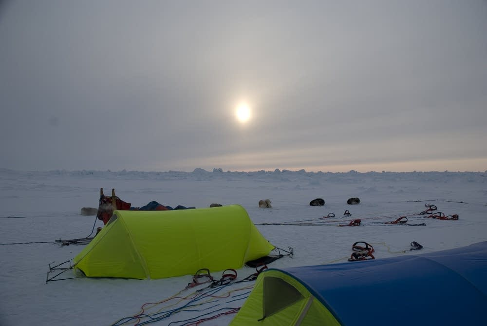 Steger's 2008 Ellesmere Island Expedition