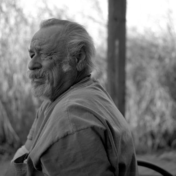 Jim Harrison by Wyatt McSpadden