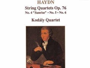 Franz Joseph Haydn - String Quartet No. 63