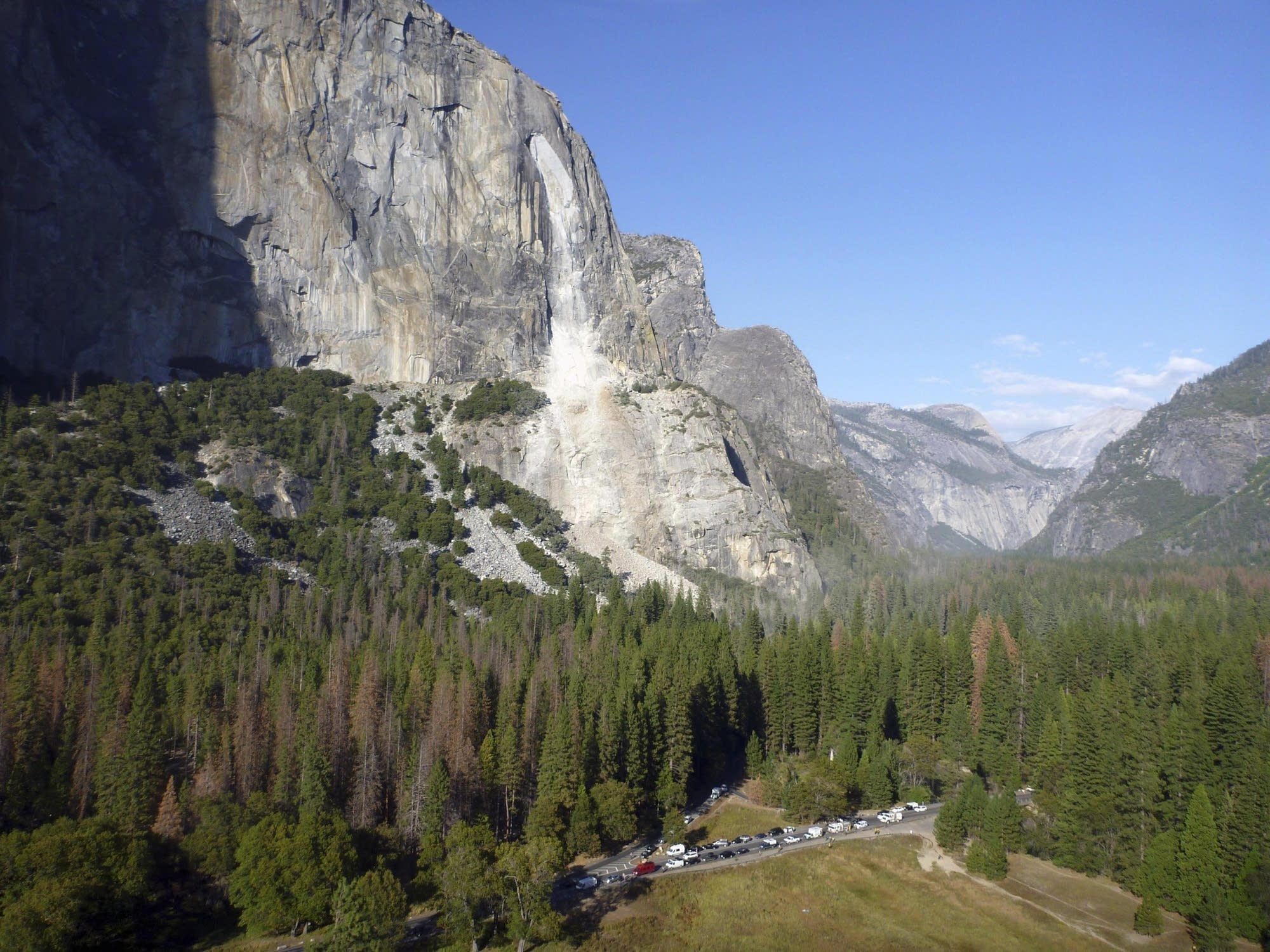 Yosemite National Park is changing as the climate warms.
