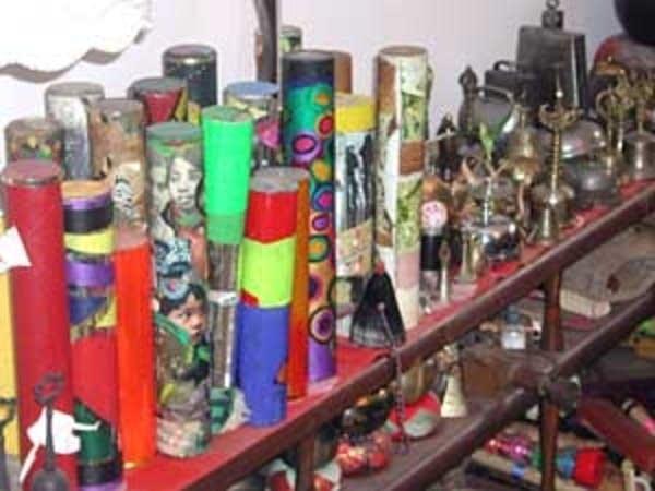 Ewart's musical instruments
